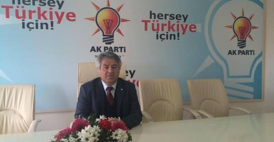 """Ak Parti Aday adayı Prof. Dr. Faruk Bozgöz """"18 Mart Çanakkale Zaferi ve Şehitler Günü"""" mesajı"""