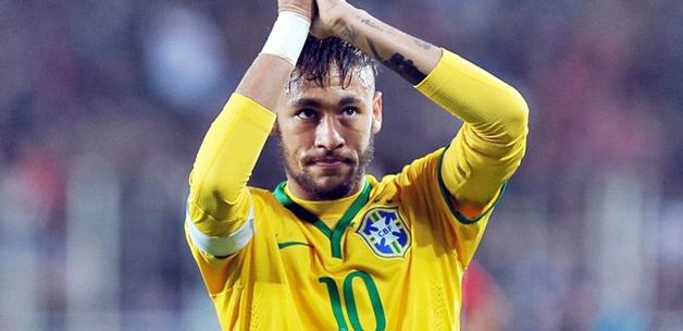 Neymar'ın hayranıyım dediği Türk!