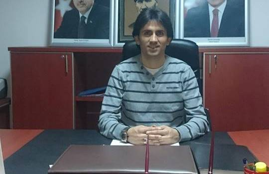 """Ortaköy İlçe Başkanı Özdemir;""""Ortaköylüler olarak adaylarımızın destekçisiyiz"""""""