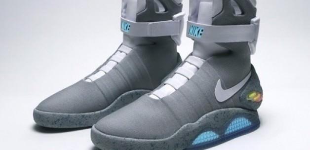 """Otomatik bağcıklı """"2015 model"""" Nike MAG geliyor!"""