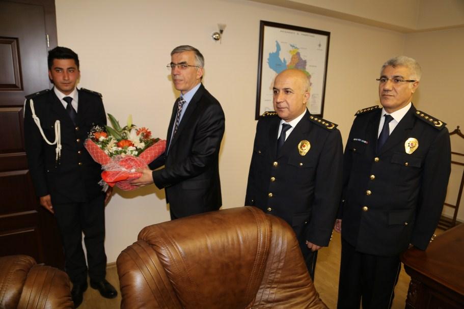Polis Teşkilatı 170. Kuruluş yıldönümünü kutluyor