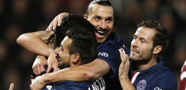 PSG, Inter'i tek golle devirdi