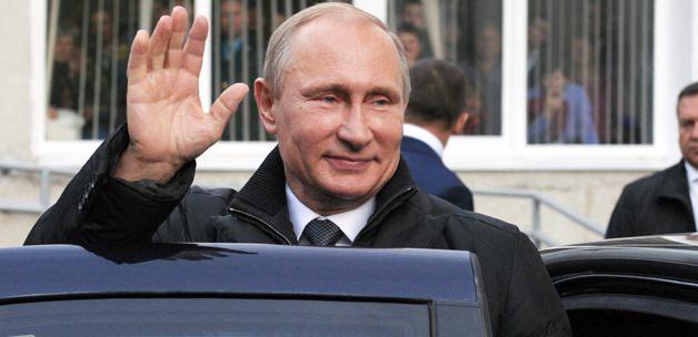 Putin'i yılın en etkili ismi seçtiler