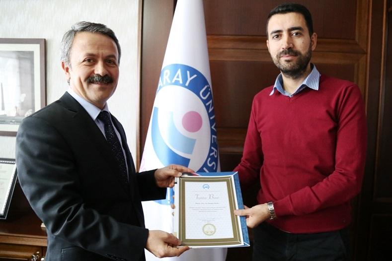 Rektör Prof. Dr. Mustafa Acar'dan Akademisyenlere Berat