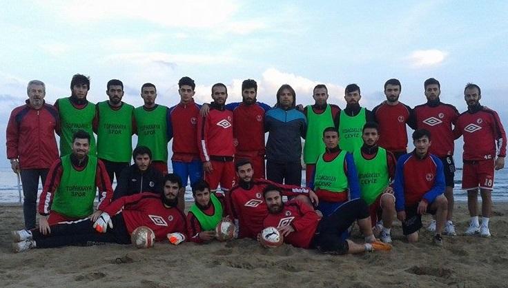 Sanayispor'da tek hedef galibiyet