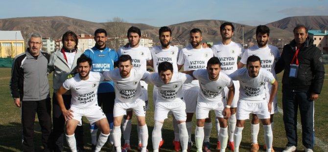 Alkışlar Aksaray Sanayispor'a!