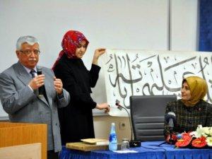 Sare Davutoğlu KTO Karatay Üniversitesi'nde Bölüm Açılışına Katıldı