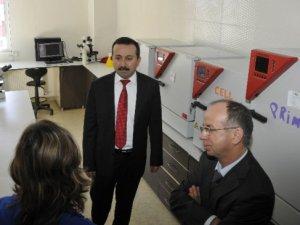 Selçuk Üniversitesi'nde Yeni Teknoloji Üssü