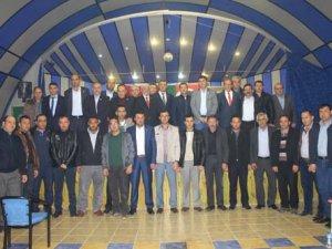 Altınekin Ziraat Odası'nda Bekir Kağnıcıoğlu güven tazeledi