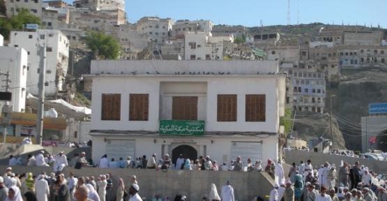 Şok İddia Hz Muhammedin evi yıkılacak