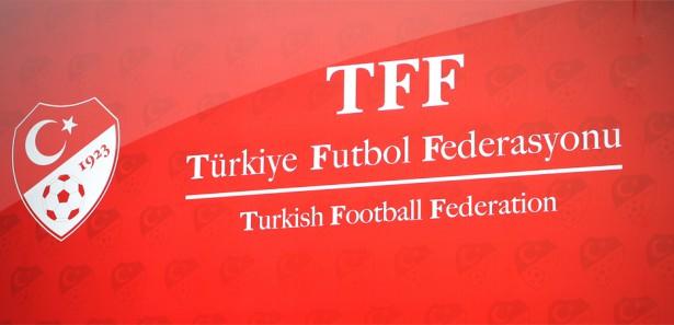 TFF'den 4 futbolcuya şok!