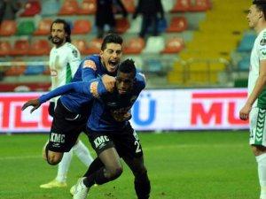 Torku Konyaspor Erciyes'te buz kesti 3-0