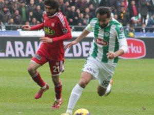Torku Konyaspor evinde mağlup 0-1