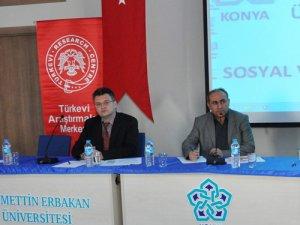 Türk diasporasına destek verilmeli!