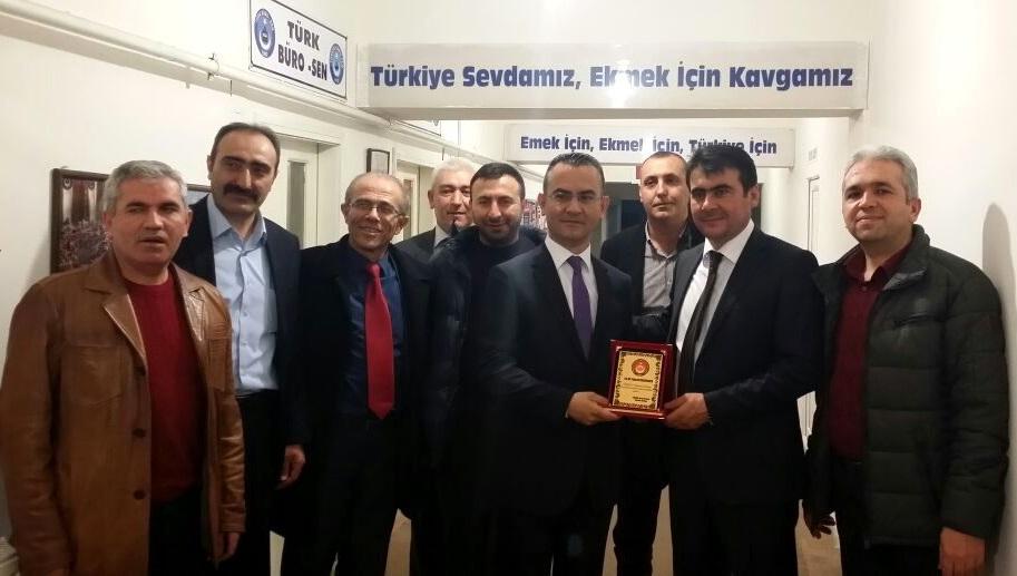 TÜRKAV Aksaray'da görev değişimi!
