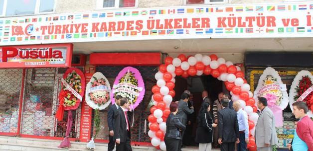 Türkiye Kardeş Ülkeler Derneği açıldı