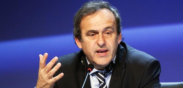 UEFA başkanlığı için tek aday Platini