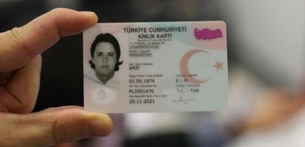 Yeni kimlikler Kırıkkale'den dağıtılacak