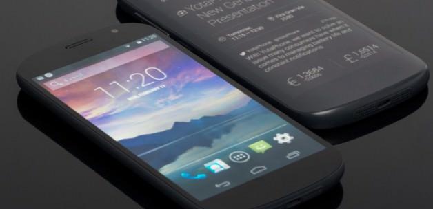 Yota Phone 2'nin Türkiye fiyatı belli oldu