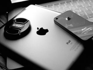 Apple Nikon'u solladı