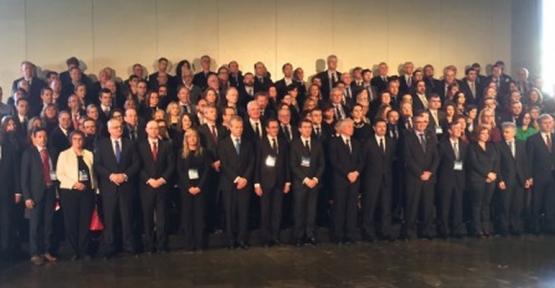 Gümüş, 'Organ Kaçakçılığı ile Mücadele Uluslararası Konferansı'na Katıldı.