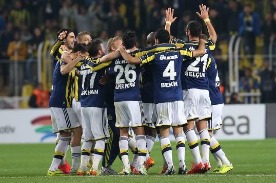 Ligin yeni lideri Fenerbahçe!