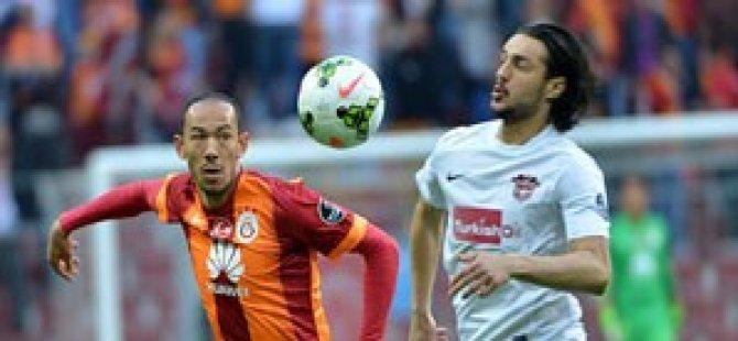 Galatasaray Yeniden Lider!