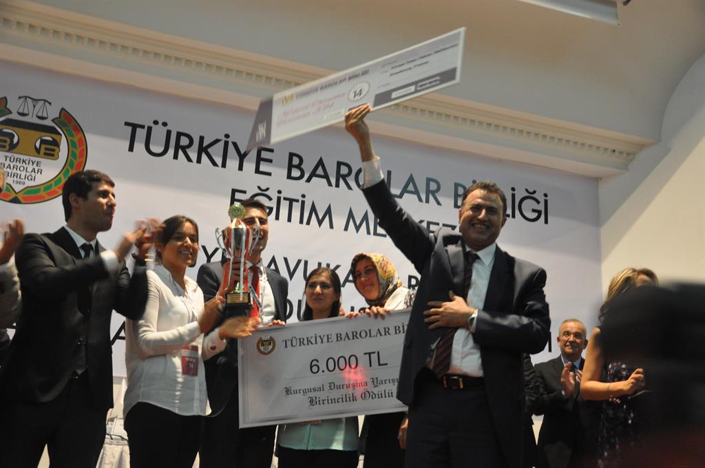 Stajyer avukatlar kurgusal duruşma yarışmasına aksaray ev sahipliği yapacak!