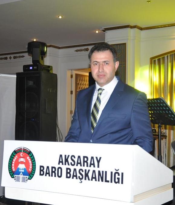 Baro başkanı Bozkurt'un 1 Mayıs Mesajı