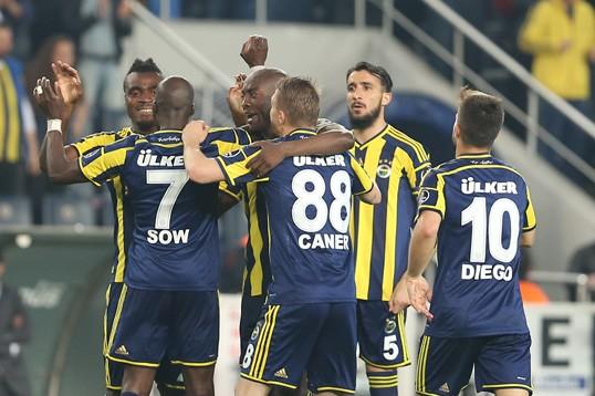 7 Gollü Düolla'dan Fenerbahçe galip!