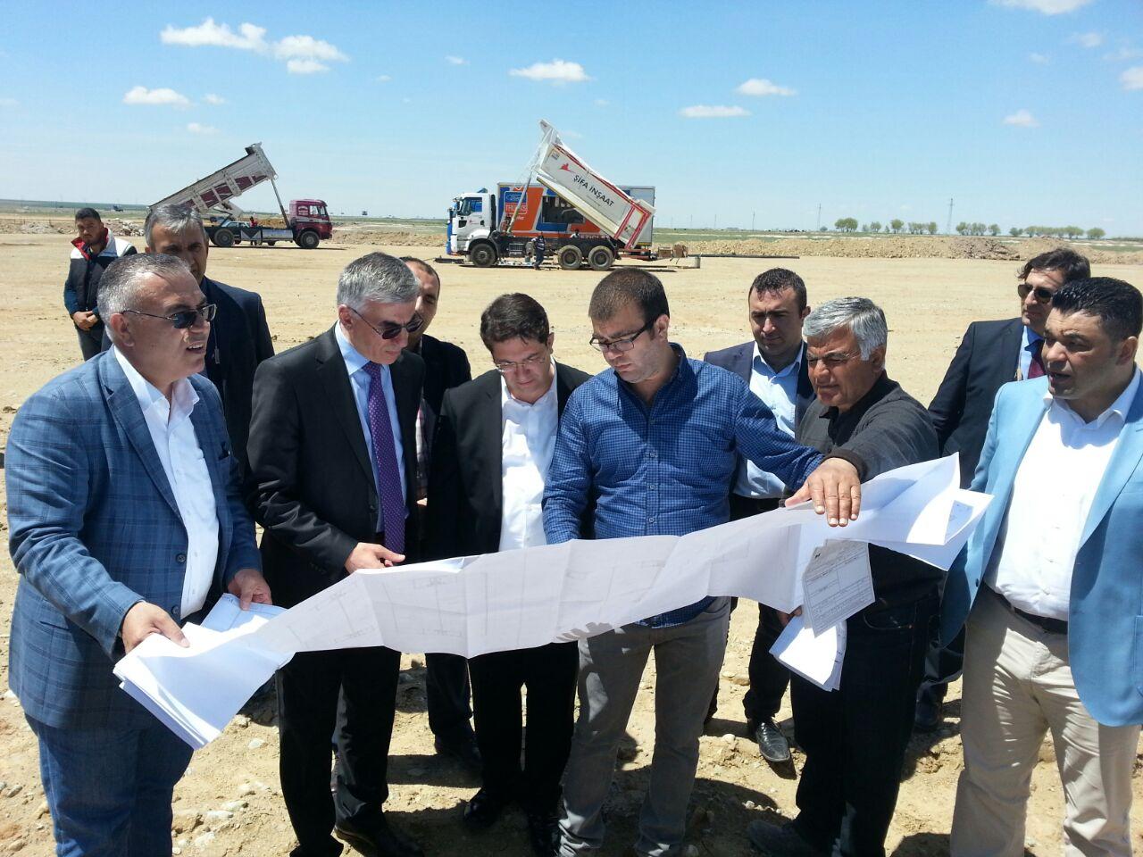 Bu Proje Aksaray'ın Projesi!