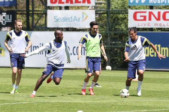 Fenerbahçe'de Sivasspor Maçı Hazırlıkları Başladı