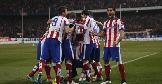 Arda'nın Yedek Başladığı Maçta Atletico Galip