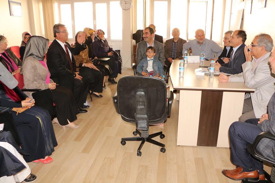 Ak Parti Karatay'dan Sivil Toplum Kuruluşlarına Ziyaret