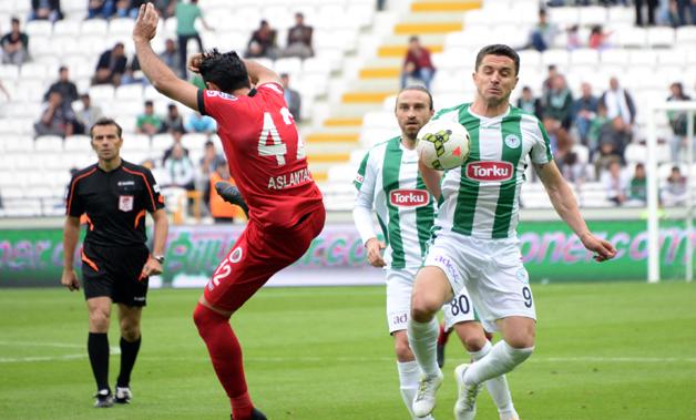 Konyaspor'un Torje'si var!