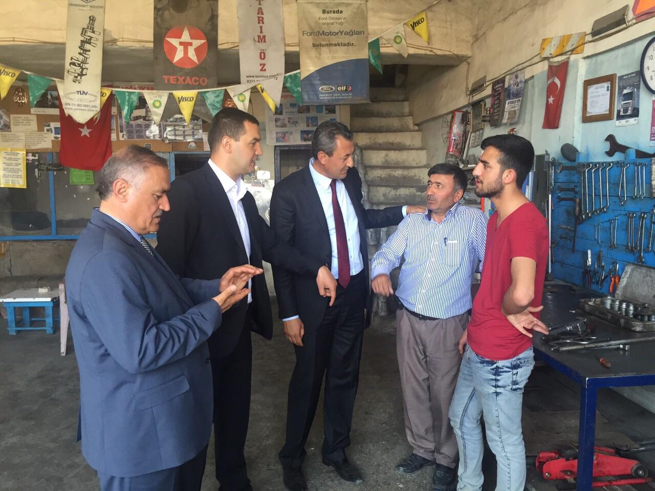 Ortaköy'lü ''Üvey Evlat Olmaya MHP İle Son'' Diyecek