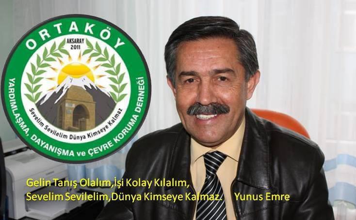 Tıp Fakültesi'ni kuran Aksaray'ın tarihine geçer