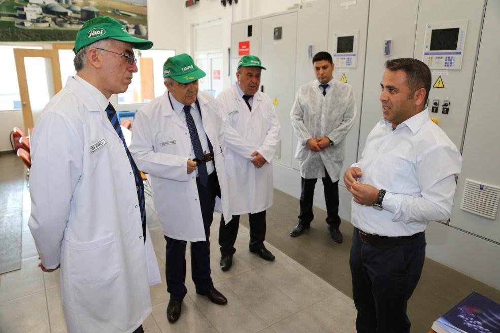 Sütaş'ın Aksaray yatırımları devam ediyor