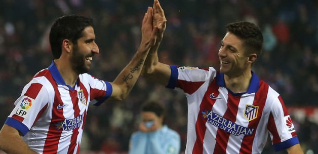 Atletico Madrid rahat kazandı