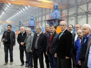 Aydınlar'a Bursa'dan işbirliği teklifi