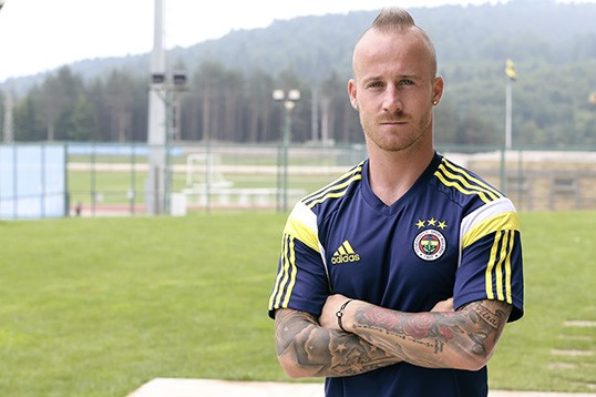 Fenerbahçe'de  Miroslav Stoch'un Slavia Prag'a gitti