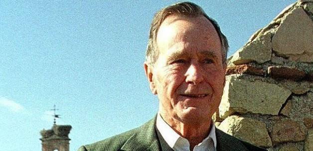 Baba Bush hastaneden taburcu edildi