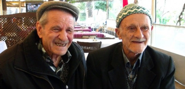 65 yıl sonra buluştular
