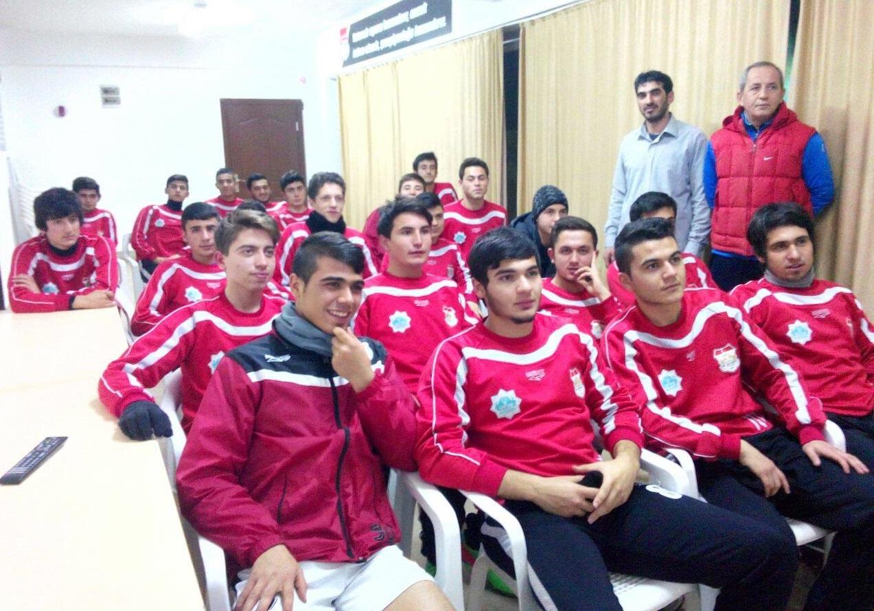 Belediyespor U19 Mehmet Tekocak'a Emanet