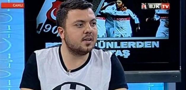 """Beşiktaş TV'de olay başlık """"Hakemi de yenemedik"""""""