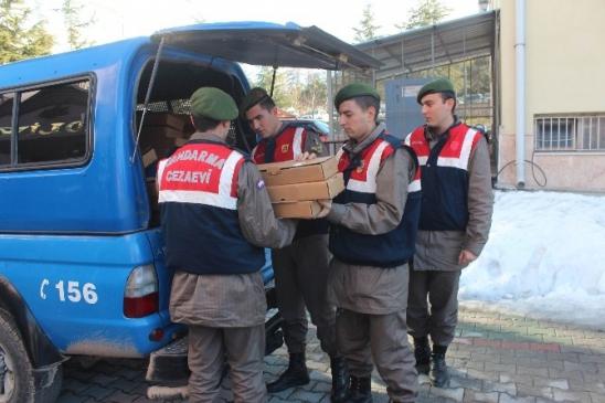 Beyşehir'de Yasa Dışı Üretim Tüfekler Ele Geçirildi!