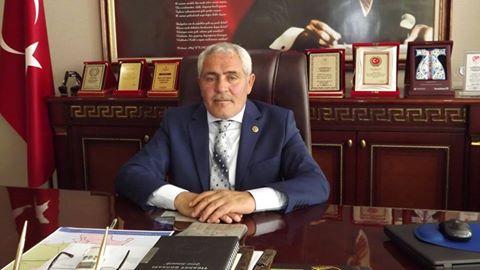 Başkan Alçay'ın Ramazan Ayı Mesajı