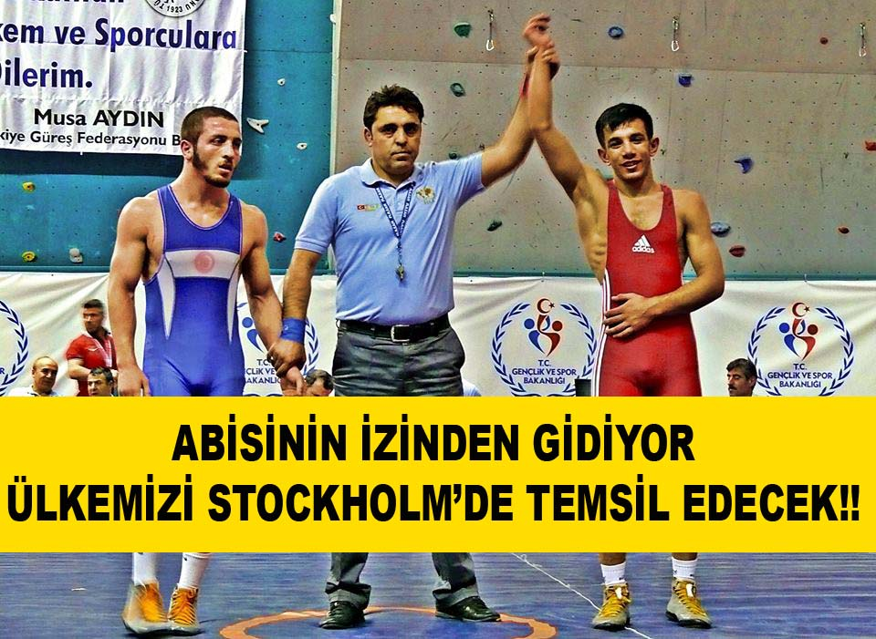 Ahmet Altan Ülkemizi Stockholm'de temsil edecek!