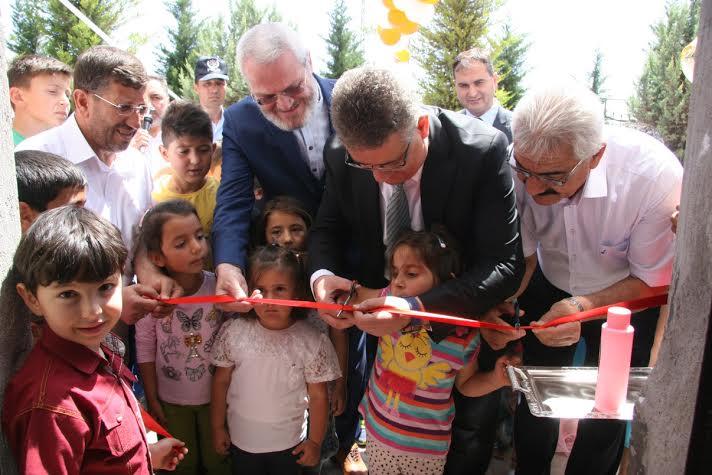 Taptuk Emre Camii 4-6 yaş grubu Kuran Kursu Açılışı yapıldı.
