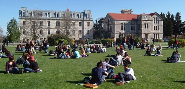 Boğaziçi Üniversitesi ilk 100 arasında 11. oldu